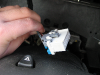 gauge cluster electrical connector