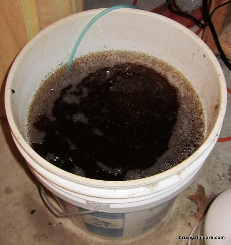 Worm Wine (Worm Compost Tea)